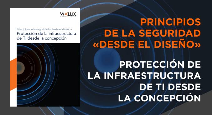 Principios de la seguridad «desde el diseño»
