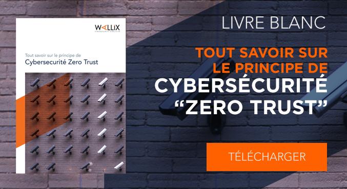 Cybersécurité Zero Trust