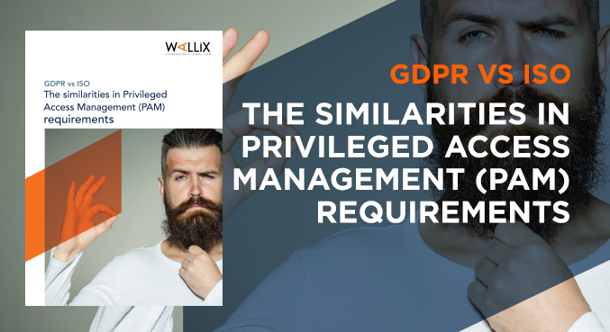 Mapping GDPR and ISO 27001