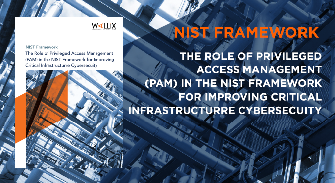 NIST CyberFramework Compliance PAM