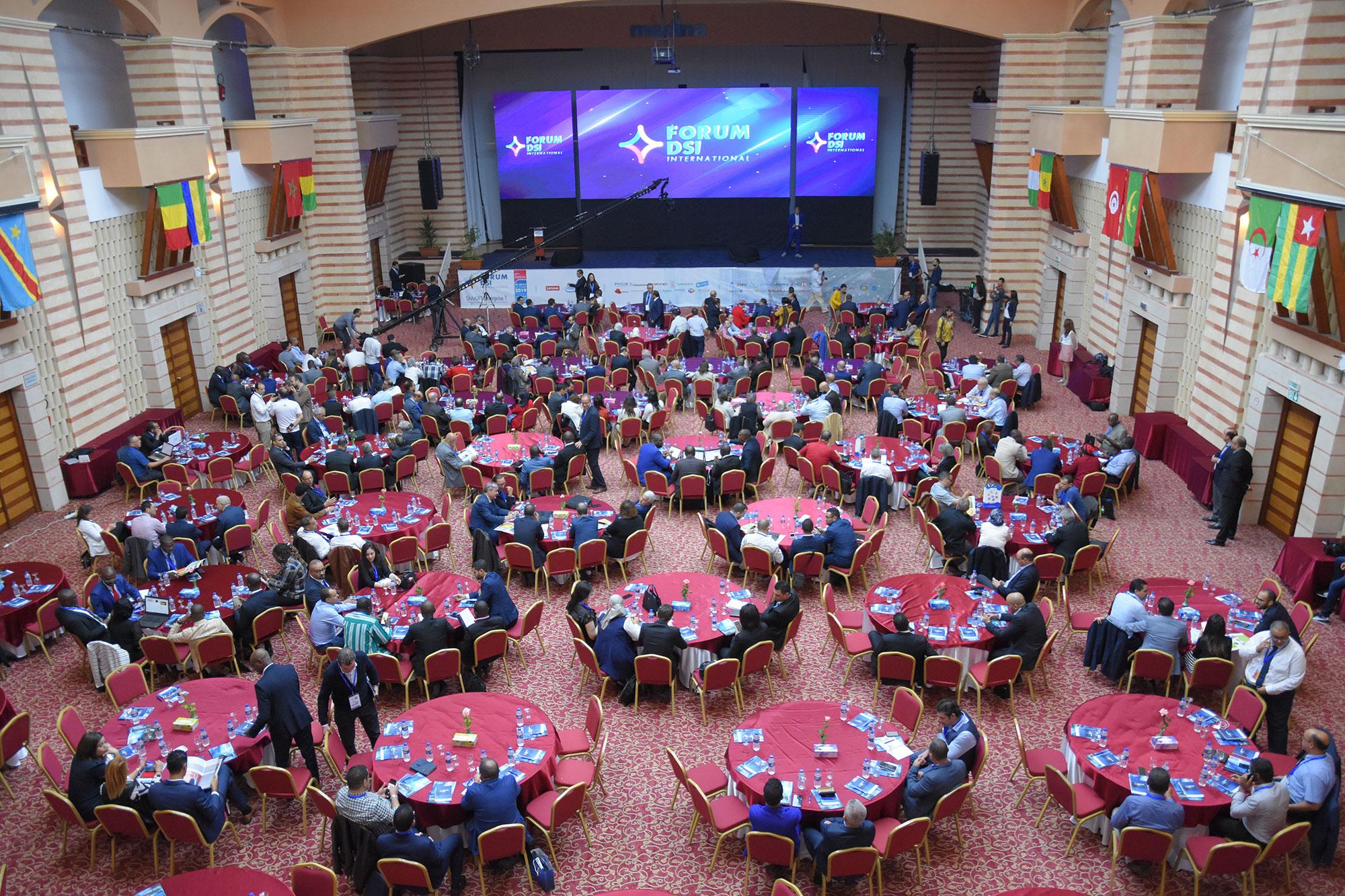 Forum International des DSI 2019
