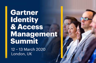 Gartner IAM Summit 2019