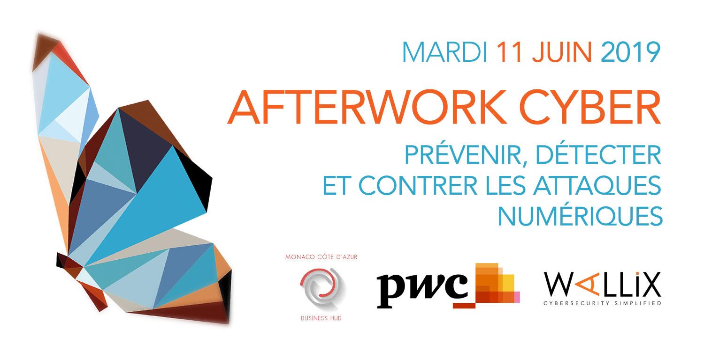 Afterwork Cyber | Prévenir, détecter et contrer les attaques numériques