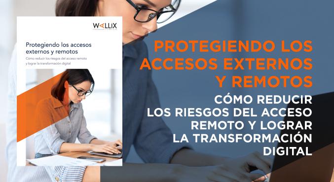 Protegiendo los accesos externos y remotos