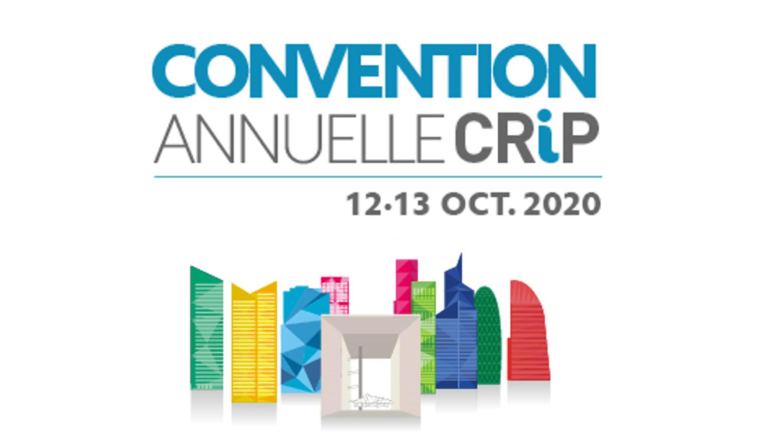 Convention du CRIP 2020