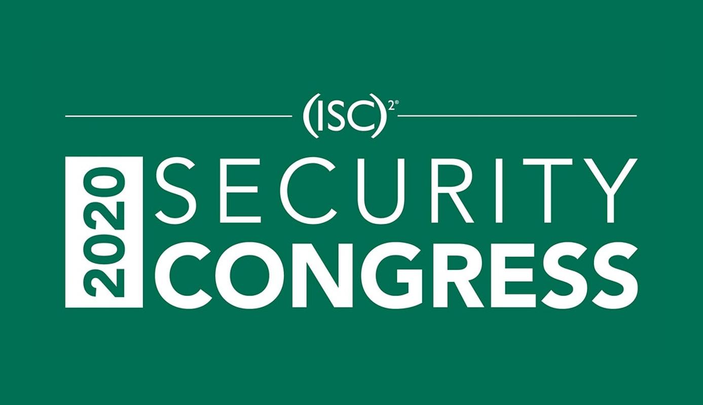 (ISC)² Security Congress 2020