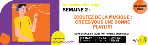 optimistic challenge semaine 2