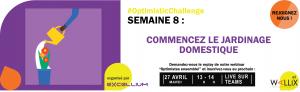 excellium optimistic challenge semaine 8