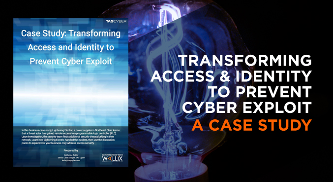 Transforming Access & Identity to Prevent Cyber Exploit